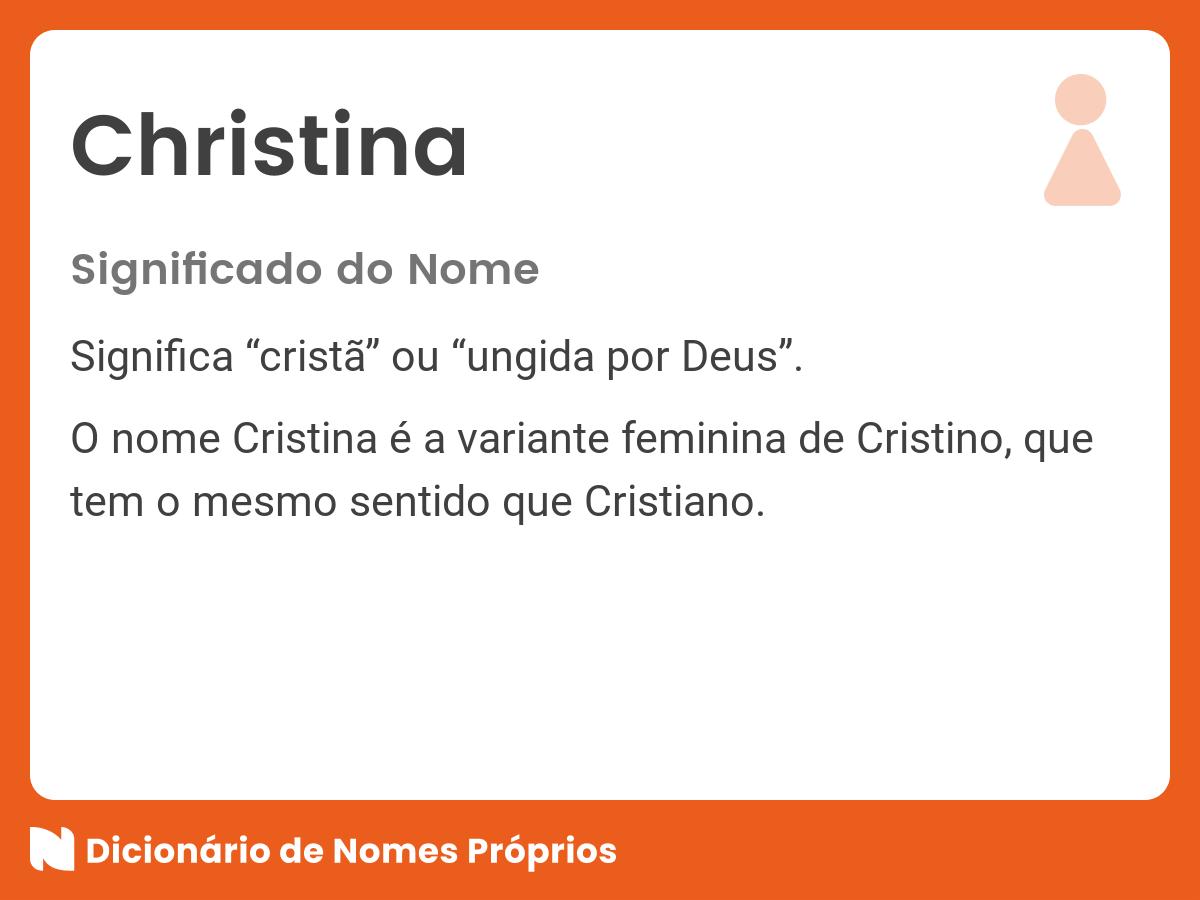 Christina