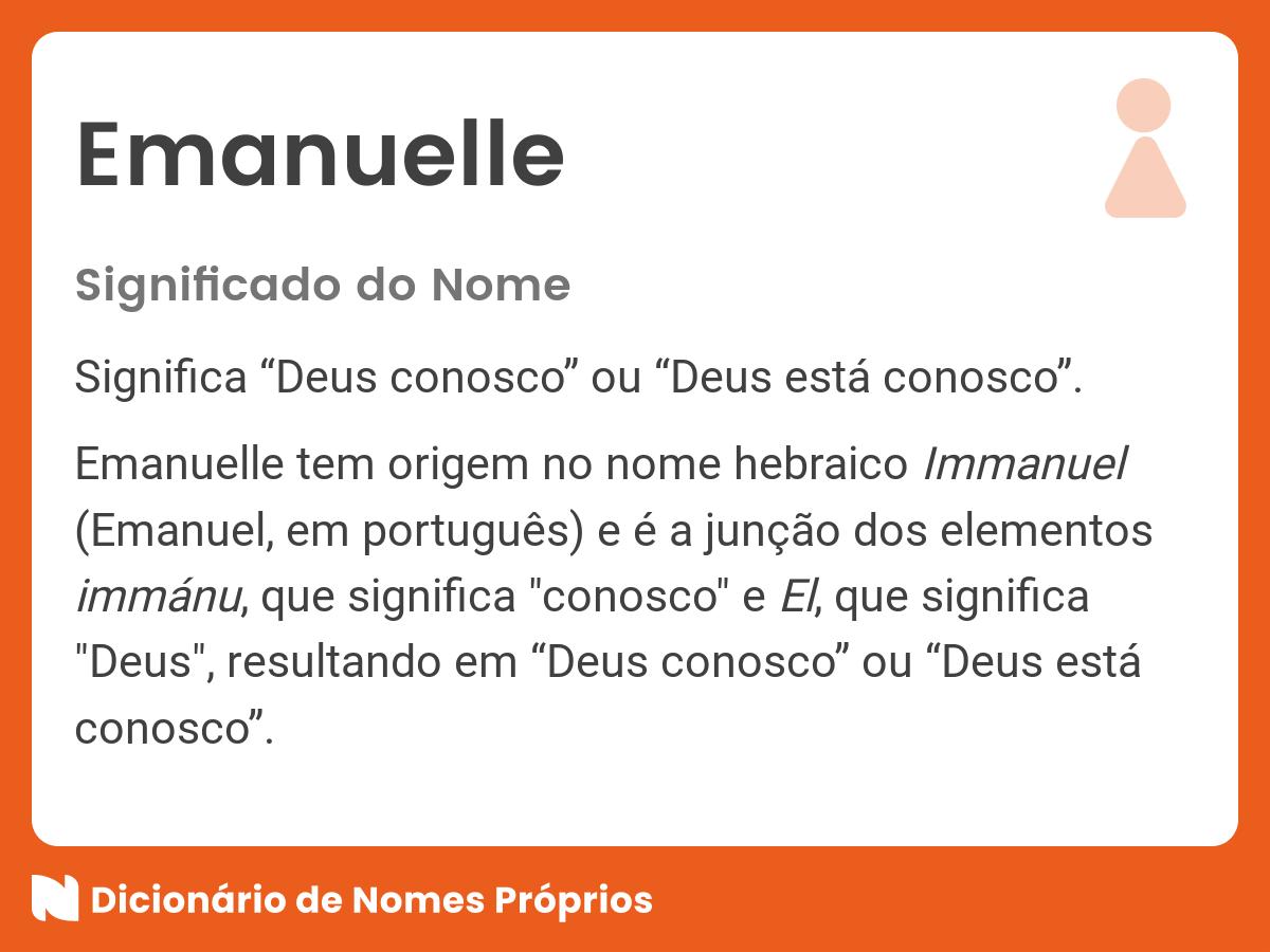 Emanuelle