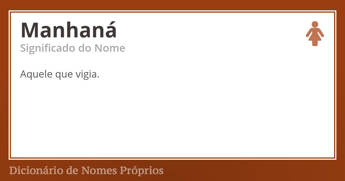 Manhaná