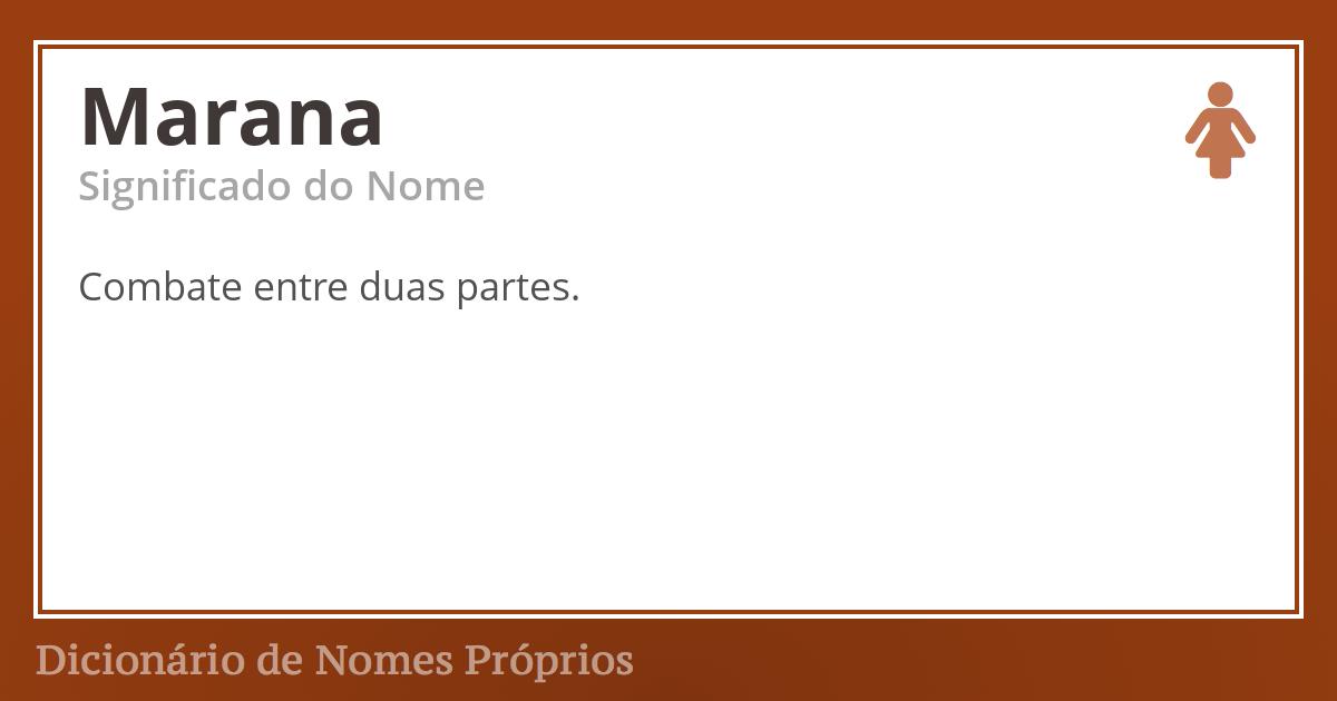 Marana