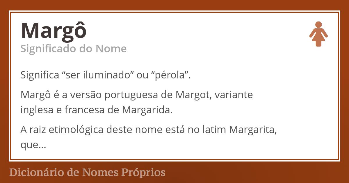 Margô