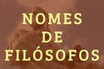 O significado dos nomes dos 7 maiores filósofos da história