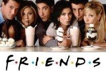 O que significam os nomes da série Friends?
