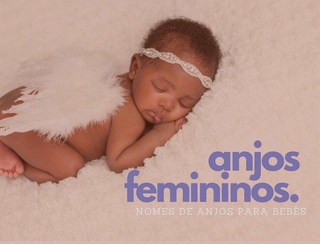 nomes de anjo femininos