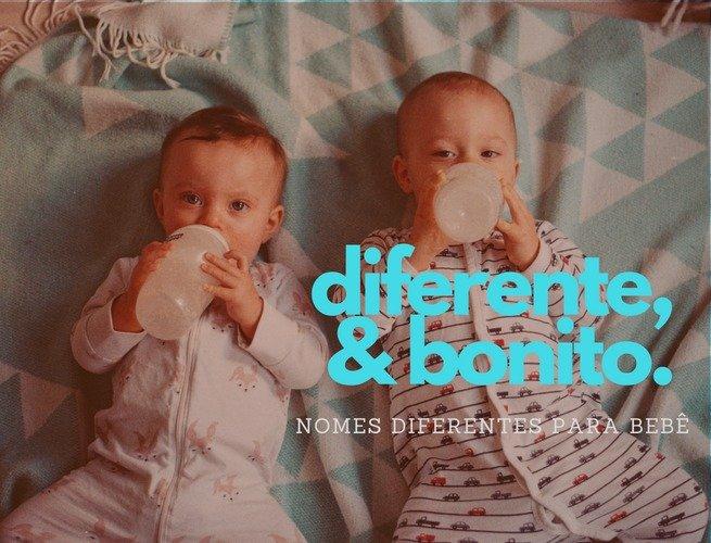 Os 20 Nomes Mais Diferentes E Bonitos Para Colocar Em Bebês