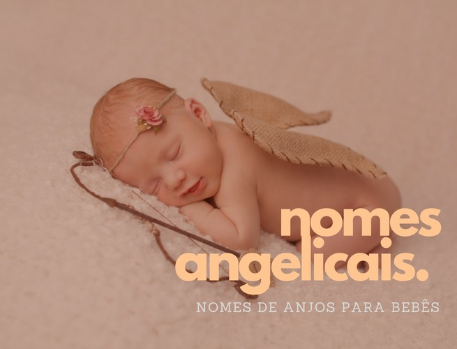 nomes angelicais
