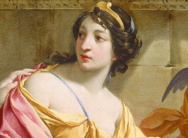 Nome Calíope: deusa Calíope