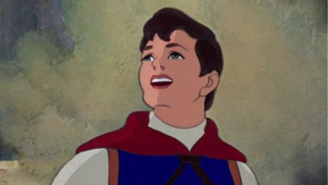 Príncipe Florian - Floriano (A Branca de Neve e os Sete Anões)