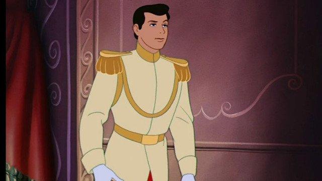 Príncipe Henry - Henrique (Cinderela)