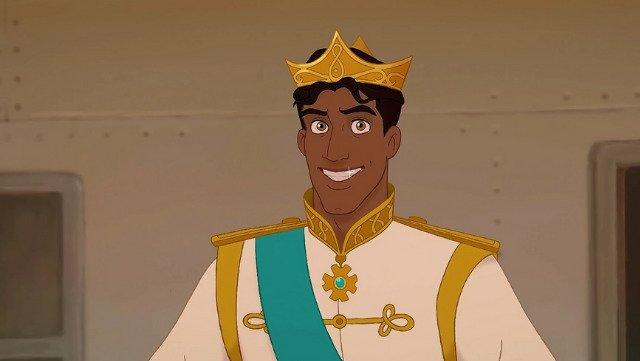 Príncipe Naveen (A Princesa e o Sapo)