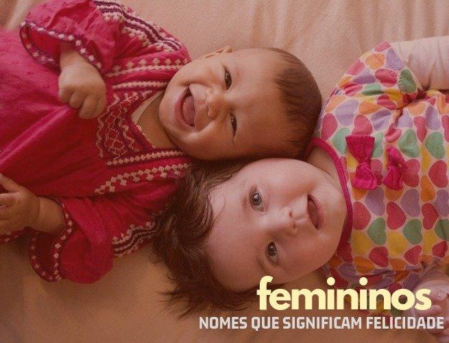 femininos felicidade