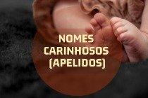 32 nomes carinhosos para bebê que já parecem até apelidos