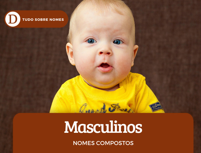 Descubra 28 nomes compostos para bebês tanto masculinos quanto femininos