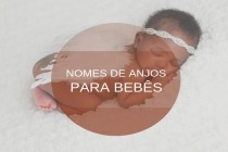21 nomes de anjo para bebê e seus belos significados