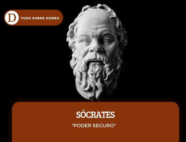 Sócrates_Nomes de Filósofos_Dicionário de Nomes