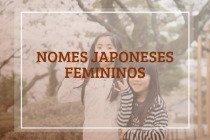 63 nomes japoneses femininos