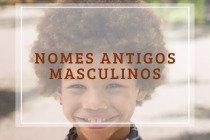 Nomes masculinos antigos: 35 nomes incríveis com o significado