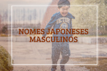58 nomes japoneses masculinos