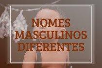 Os 30 nomes masculinos mais diferentes para bebês e seus significados