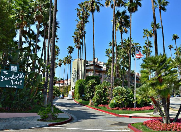 Nome Beverly: cidade Beverly Hills