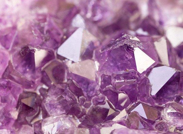 Nome ametista: pedra ametista