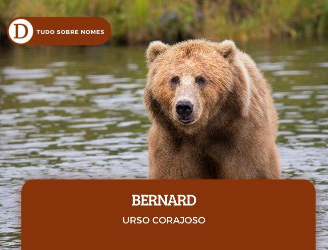 SOBRENOMES FRANCESES_BERNARD