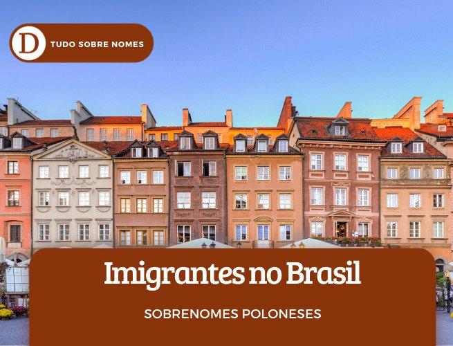 Imigrantes poloneses